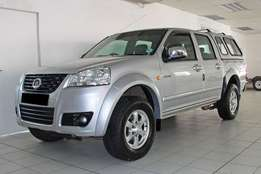 2013 GWM Steed 5 2.0 VGT Double Cab 4x2