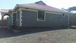 3 bedroom bungalow for sale in Kiserian