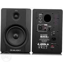 M audio BX5 D2 studio monitor