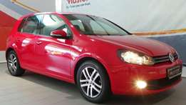 2010 Volkswagen Golf VI 1.4 TSI Comfortline Manual - Low Mileage!