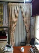 Window curtains and office blinds