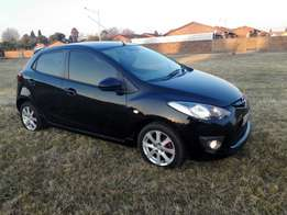 Im Giving away my lady driven Mazda 2 sport almost like new 73k neg