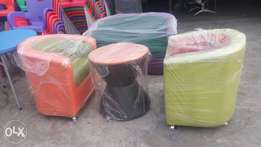 This is a brand new bucket sofa chair