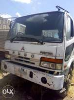 Fuso fighter, not used locally, chassis only, 3m non negotiable