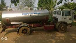 Peddler With Stainless Steel Tank