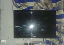 "22"" LED flat screen tv"