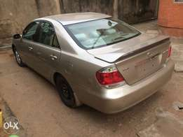 Awoofo Sales promo Toyota Camry 2005