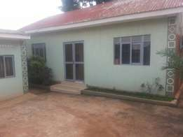 2units rental in ntinda 2bedroom and one single room rent 1m and 500k