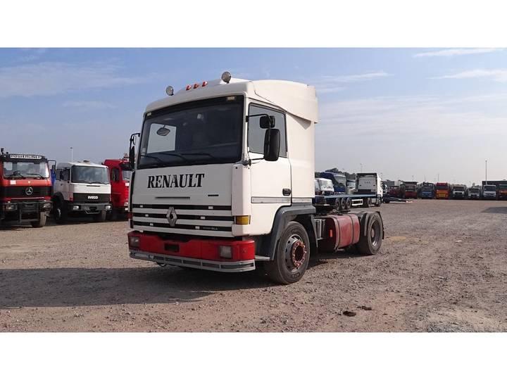 Renault R 385 Major (2 CULASSE / GRAND PONT) - 1993