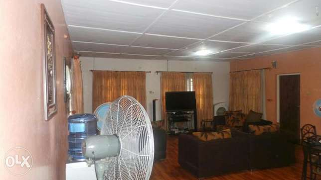 A Storey Building for Sale in Ijesha Surulere with C of O Moudi - image 4