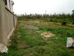 Plot for sale (50 by 90), Kiembeni