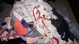 Ok cloths grade A from London babies, ladies, men and bells