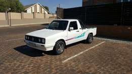 Vw caddy club bakkie