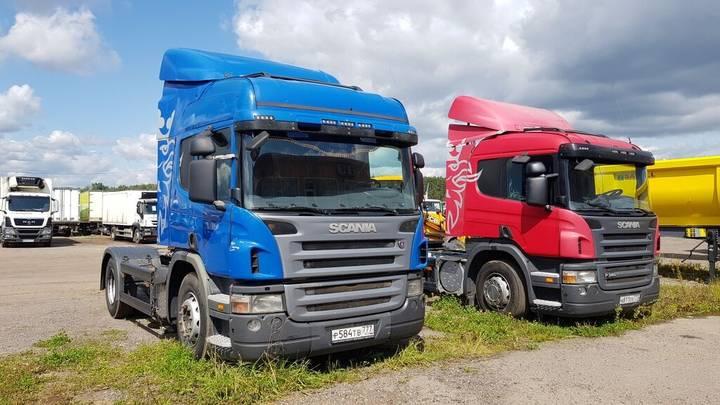 Scania P340 - 2011