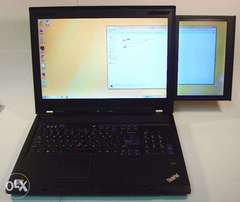 Lenovo Thinkpad W700ds Core 2 Extreme Q9300 2.53Ghz, 4GB, 320GB
