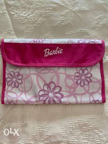 New Original Barbie Travel Bag