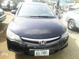 Clean Honda Civic 06 model bought brand new