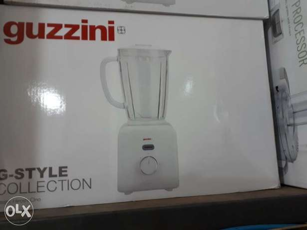 Guzzini blender made in italy