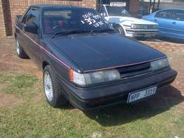 1990 Nissan Sentra Coupe