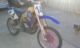 2005 Yamaha yz 250 for sale