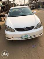 Registered 03 Toyota Camry