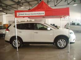 2017 Nissan X trail 2.0 XE with R30 000 Cash back