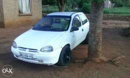 Corsa lite need some small touch ups