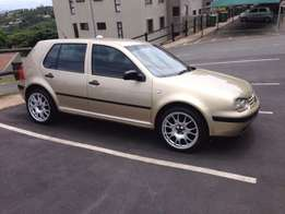 VW Golf 4 1.6 For Sale R17000