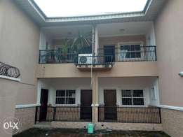4 unit of Bronw New 3bedroom flat in lekki phase 1
