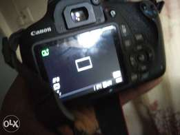 Canon EOS 1200D DSLR with EF-S 18-55mm