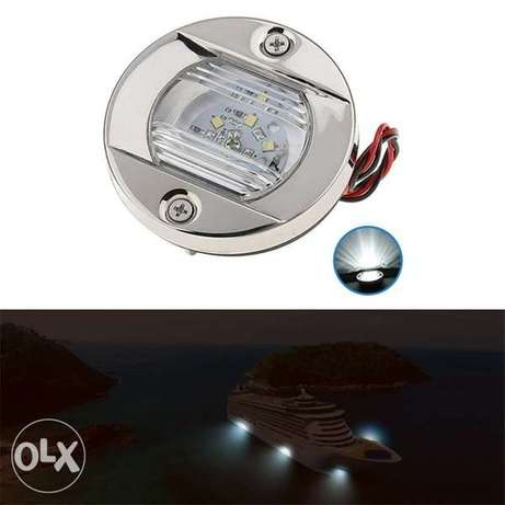 12V Marine Boat Light LED Navigation Lights Waterproof Anchor Stern Li