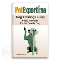 Dog Training Guide:Basic manners for the Family Dog