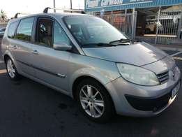 2005 renault grand scenic 1.9dci
