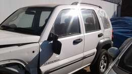 2004 Jeep Cherokee 2.4 Stripping for spares