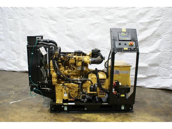 Caterpillar C4.4 Marine Generator Set 48 kVa - DPH 103584 - 2008