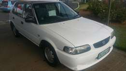 Toyota Tazz 1.3 2002 model for sale