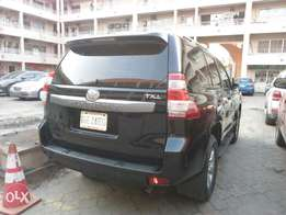 ADORABLE MOTORS: A Brand New Standard 2014 Prado TXL 4 sale.