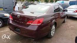 Clean 2007 Toyota Avalon for sale