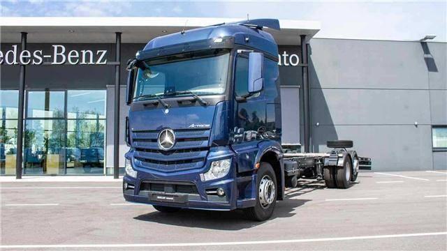 Mercedes-Benz Actros Antos