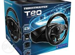 Thrustmaster T80 Racing Wheel (PS3/PS4/PC)