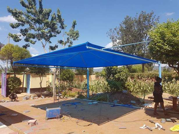 2 car car shade making plus installation 80,000 Muthurwa - image 6