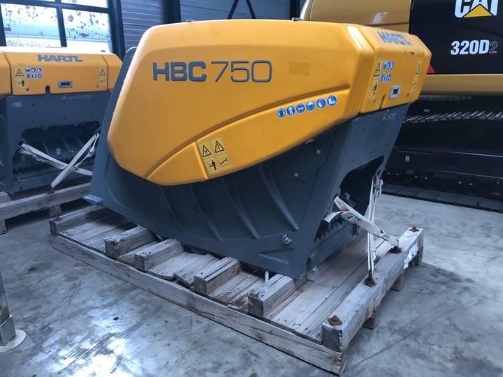 Hartl HBC750 Crusher Bucket - 2018