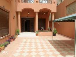 3 storey villa in mangaf, for companies