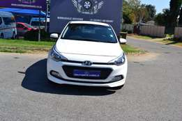 2015 Hyundai i20 1.4 fluid in very good condition