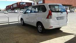 2012 Toyota Avanza 1.5 TX Low Kilos great condition