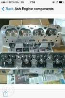 2.7 vvti sub assembly plus complete cylinder heads