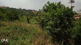 8acres of millo land on sale in namugongo-sonde each is at 250m