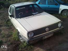 golf2 nonrun for sale or swap wit uno