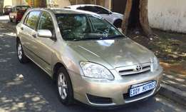 2006 model Toyota Runx 160iRS for sale