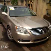 Very clean and affordable 2008 American used Toyota Avalon
